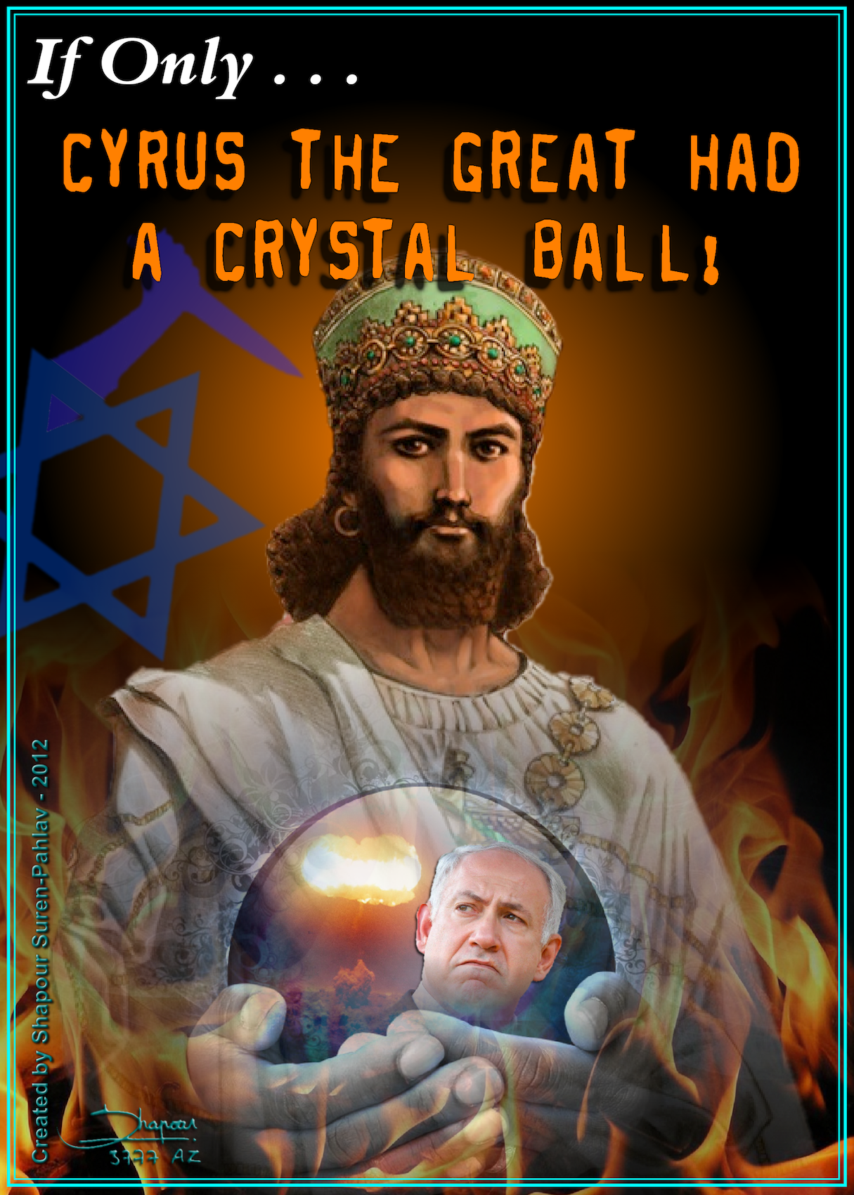 If Only, Cyrus the Great had a crystal ball